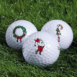 christmas_golf_balls